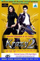 ":: Bollywood Concert ""KRAZY 2"" -  Featuring SUNIDHI..."