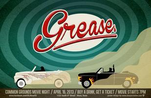Movie Tuesday: GREASE (DRESS UP NIGHT)