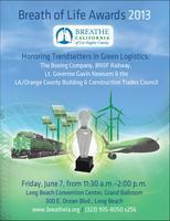 2013 BREATH OF LIFE AWARDS  Keynote address by Lt....