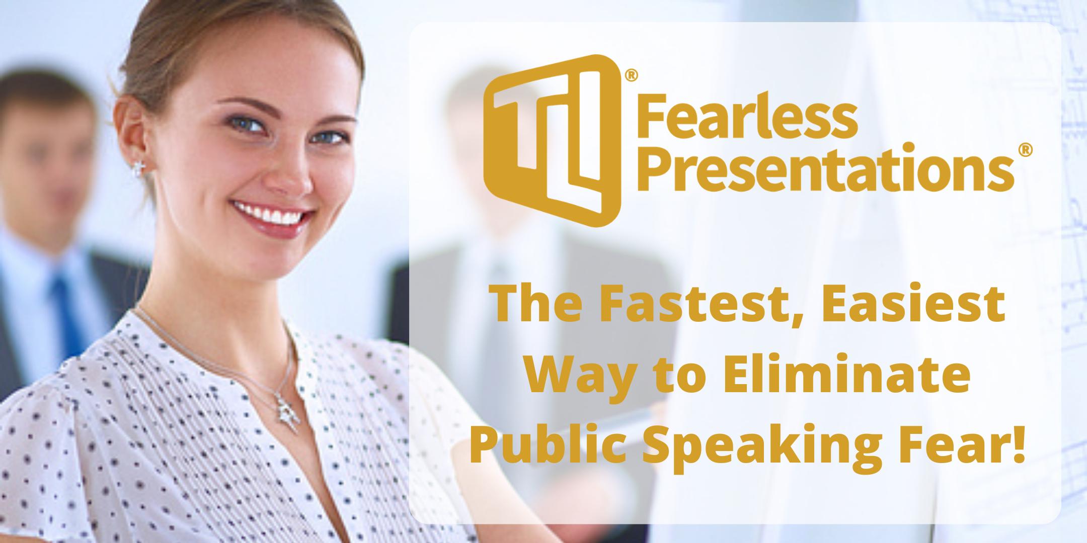 Fearless Presentations ® Philadelphia