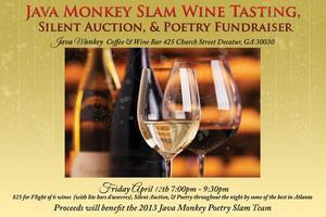 Java Monkey Slam Wine Tasting, Silent Auction, &...