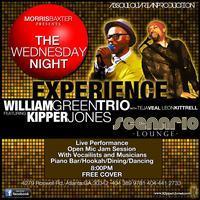 Wednesday night - Scenario Lounge - new Jazz Spot