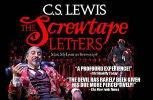 The Smash Hit Production of C.S. Lewis the Screwtape...