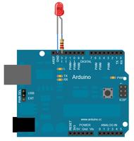 Il mio primo sketch - Arduino Day