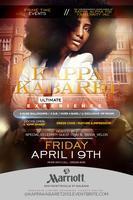 APRIL 19TH|#KappaKabaret 2013 @ Marriott Downtown City...