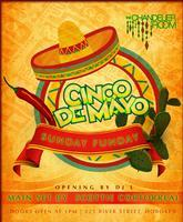 Cinco De Mayo Brunch Party at The W in Hoboken!! John...
