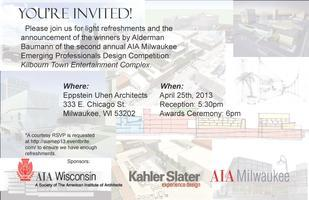 AIAM Emerging Professionals Design Competition Awards C...