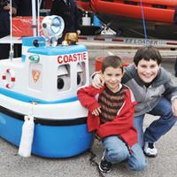 US Coast Guard Auxiliary Will Be Attending Heckscher St...