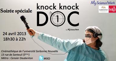 Soirée spéciale Knock Knock Doc