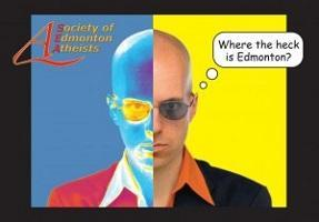 George Hrab: Where the Heck is Edmonton?
