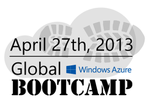 Global Windows Azure Bootcamp - Hampton Roads