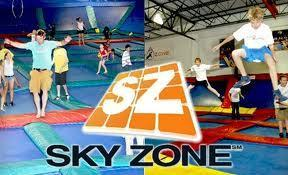 AlHuda Jumping at SkyZone