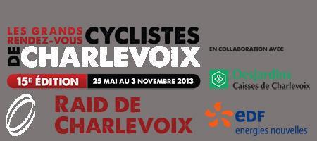 Raid de Charlevoix 2013