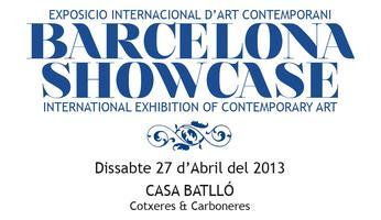 Barcelona Showcase Art Exhibition - Day Ticket