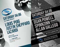 ✦ LOCALS NIGHT ft. LOUIS PUIG, LAZARDI, DSAN POWELL,...