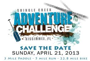 Shingle Creek Adventure Challenge