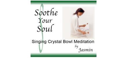Gratitude Singing Crystal Bowl Meditation