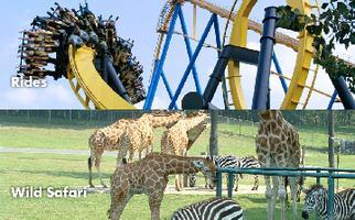 Six Flags Great Adventure + Bus from $57