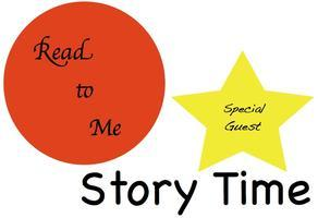 Read To Me Special Guest Story Time