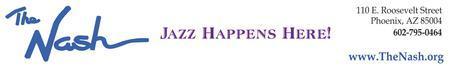 April 20 Saturday Mainstream Jazz @ The Nash: Tony...