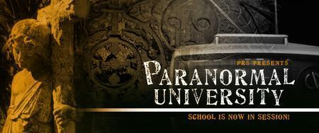 PRS 123: Paranormal Photography