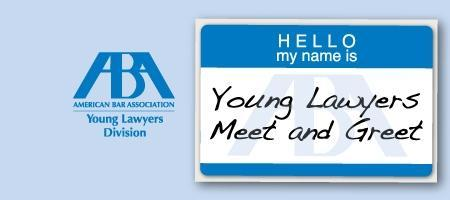 ABA Young Lawyers Meet and Greet - Philadelphia, PA