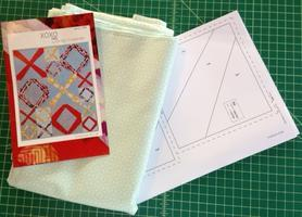 collaborative quilt for a good cause
