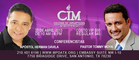 Colegio de Imparticion Ministerial (CIM)