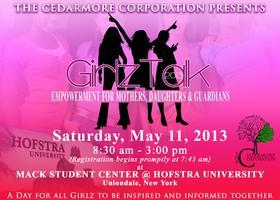 Girlz Talk 2013