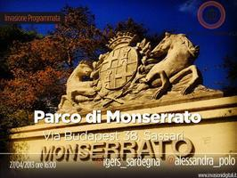 #invasionidigitali al Parco di Monserrato di Sassari