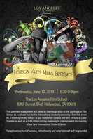 Foreign Arts Media Exchange