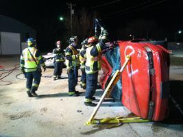 Hands-on Extrication Training