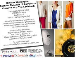 Greater Washington Fashion Chamber of Commerce...