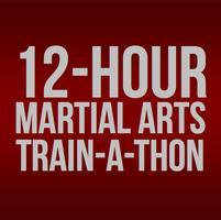 12-Hour Martial Arts Train-a-Thon (Sun 28 April 2013)