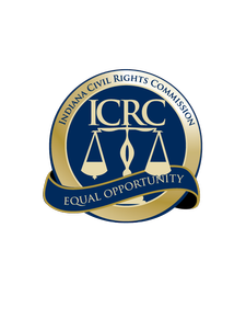 Indiana Civil Rights Commission (ICRC) logo