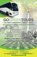 GOGREENTOURS CHARLOTTEAN GREEN TEEN & SUMMER DAY  CAMPS
