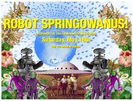 ROBOT SPRINGOWANUS