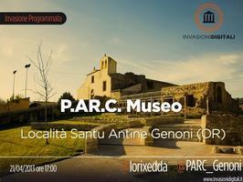 #invasionidigitali al P.AR.C. (Paleo Archeo Centro),...