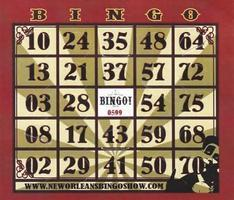 The New Orleans BINGO! Show at Mid City, Theatre -...