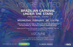 Vizcayne Brazilian Carnival Under the Stars 2nd Annual...