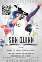 San Quinn Live