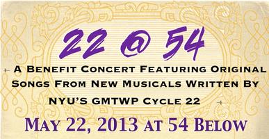 22@54 Benefit Concert