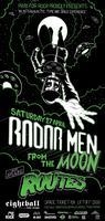RADAR MEN FROM THE MOON +guests live @ THESSALONIKI