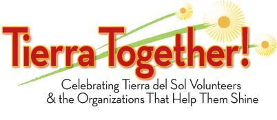 Tierra Together! Luncheon