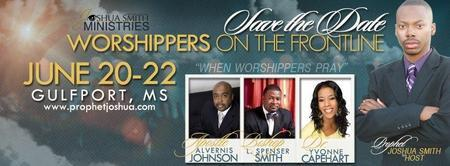 5th Annual Worshippers on the Frontline Summit 2013