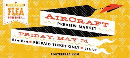 Porter Flea: AirCraft Preview Market