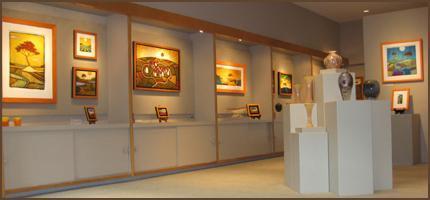 Corning Slow Art Day - West End Gallery Fine Art -...
