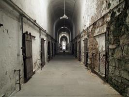 Behind the Walls of The Eastern State Penitentiary