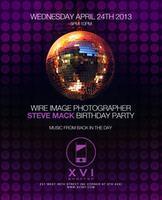WireImage Photographer Steve Mack Birthday Party