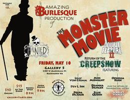 Buster's Haunted Stage Shows Present: The Monster...